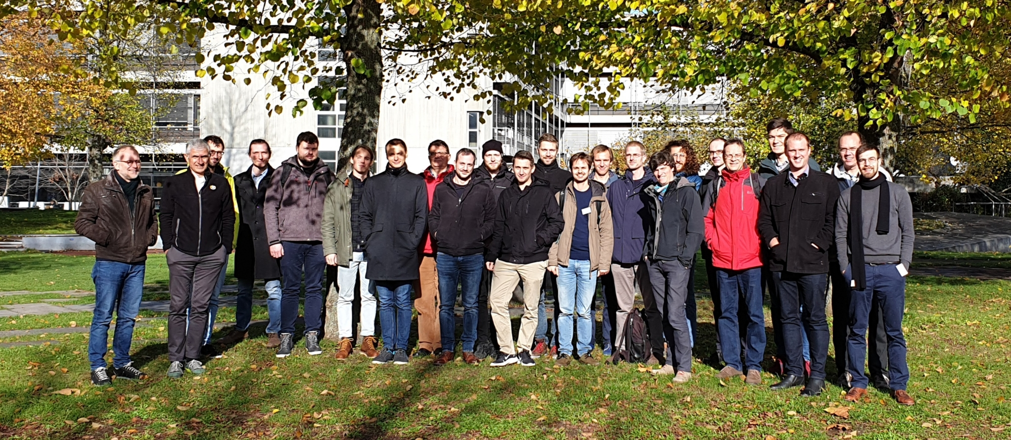 Participants of the Rydberg task force meeting on 12 - 13 November 2019