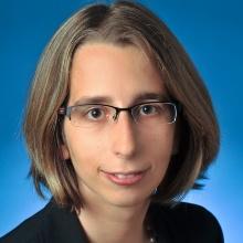 Dieses Bild zeigt Anne-Katrin Kriesch
