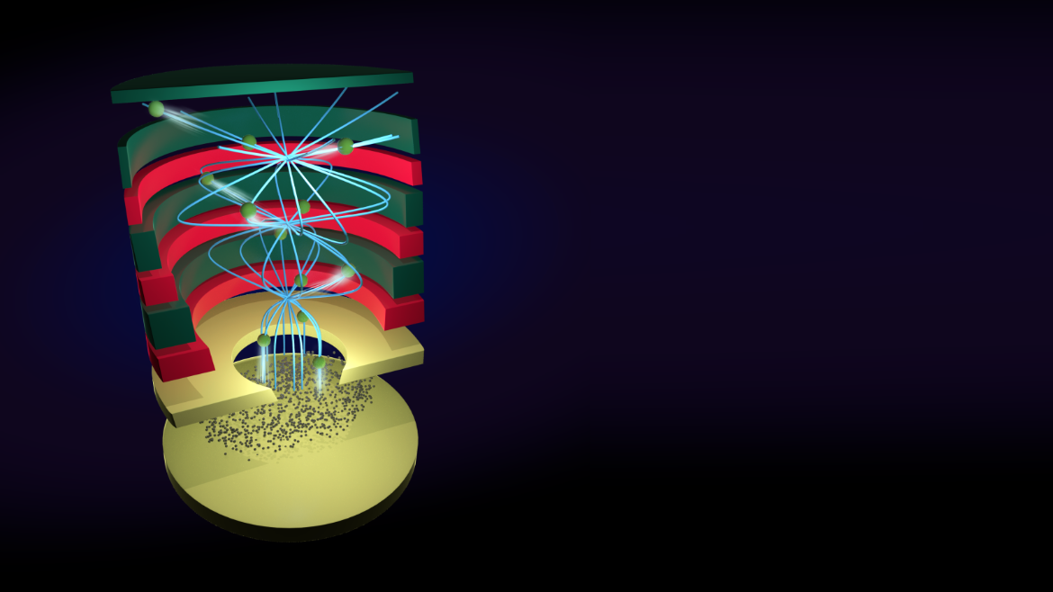 We have built a high-resolution ion microscope capable of  3D imaging. Learn more about it  in our arXiv paper that was  recently accepted in Phys. Rev. X.