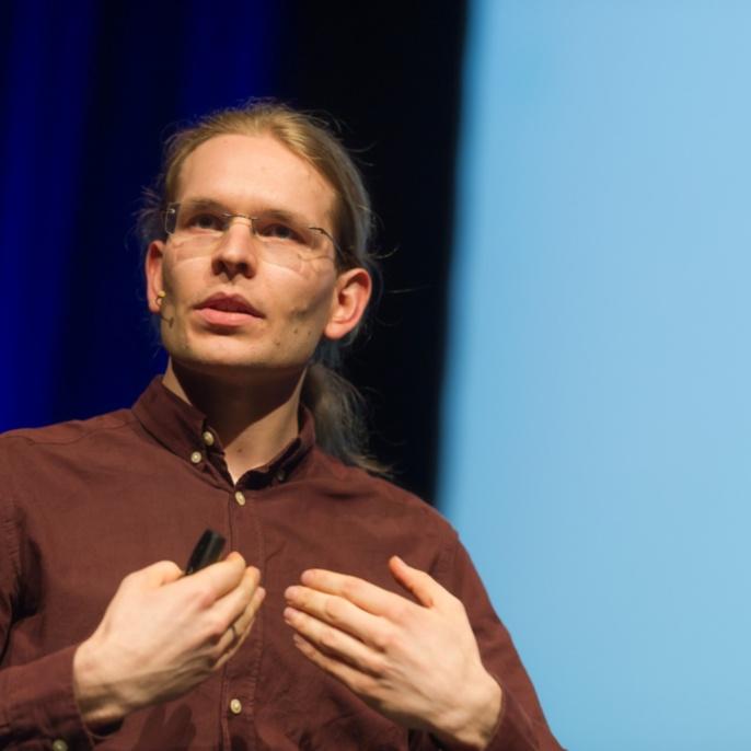 Alexander Blech, Doktorand an der Universität Kassel