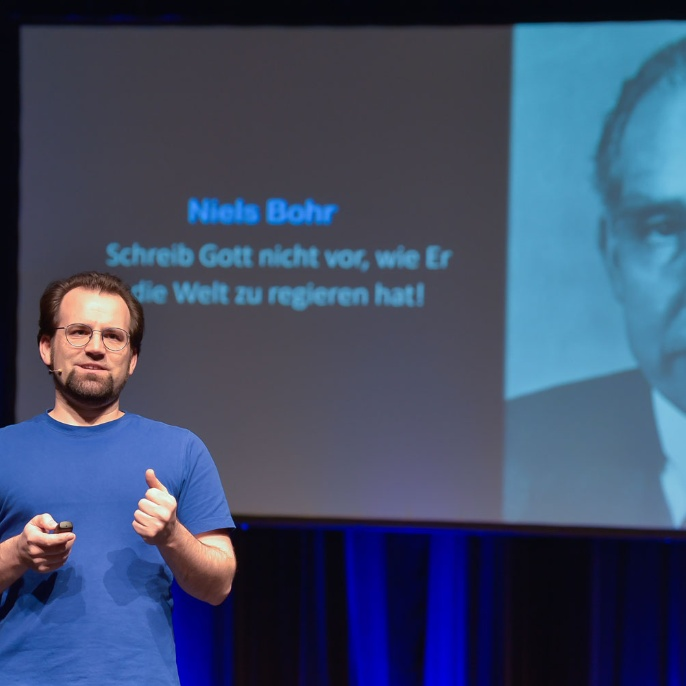 Startposition 1: Fabian Spallek - Doktorand an der Universität Freiburg