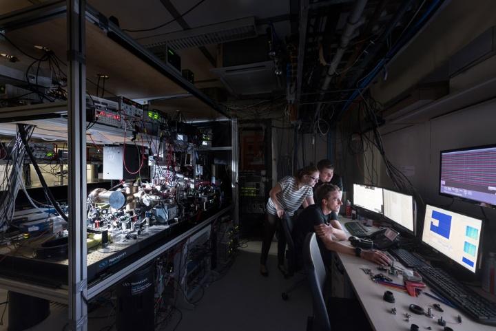 Eine der kältesten Orte im Universum - unser Rydberg-Labor